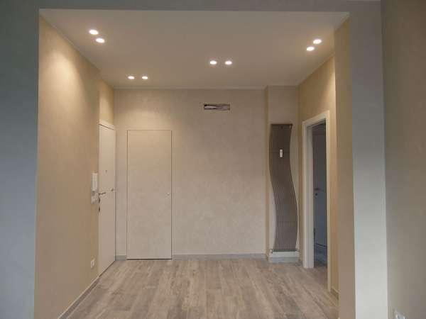 ingresso termo arredo e rip. porta filo muro