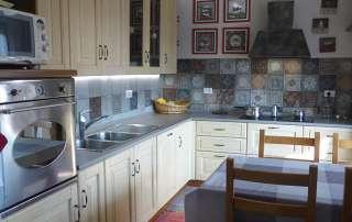 posa nuova cucina e cementine
