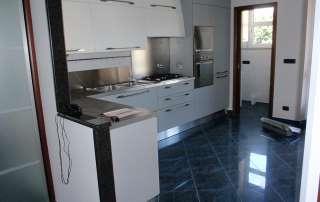 cucina Giugiaro design realizzata su misura