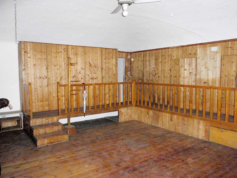 perline legno da rimuovere per restyling camera